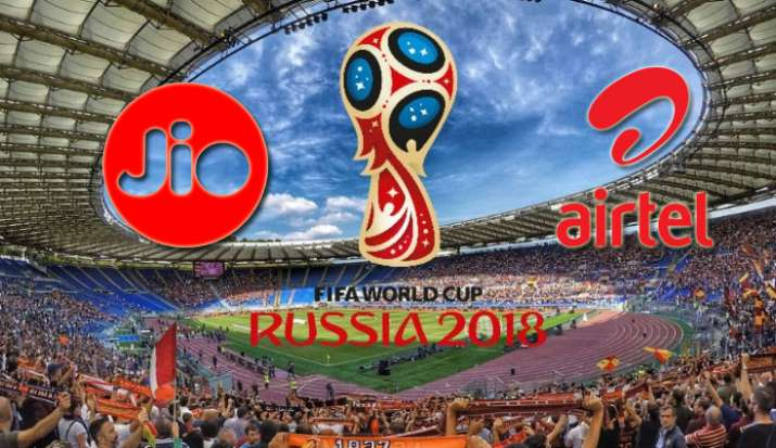 Airtel and Jio subscribers can watch Football World Cup 2018 free of cost- IndiaTV Paisa