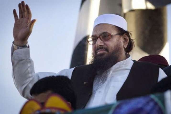 Pakistan: Hafiz Saeed leads Eid prayers in Lahore despite ban on his outfit | AP File- India TV