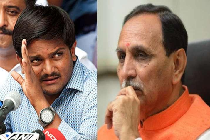 Hardik Patel and Vijay Rupani- Khabar IndiaTV