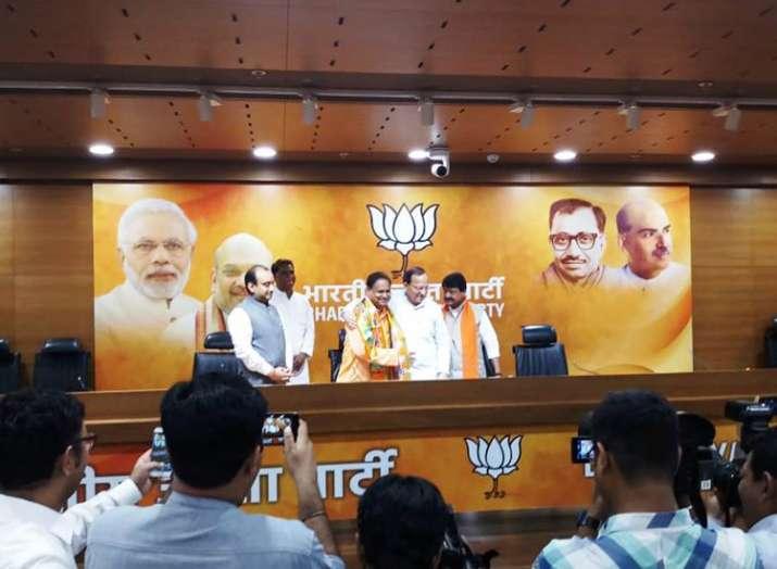 Ex-TMC minister Humayun Kabir joins BJP- India TV
