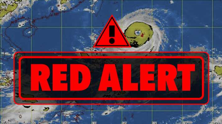 IMD issues red alert warning - India TV Paisa