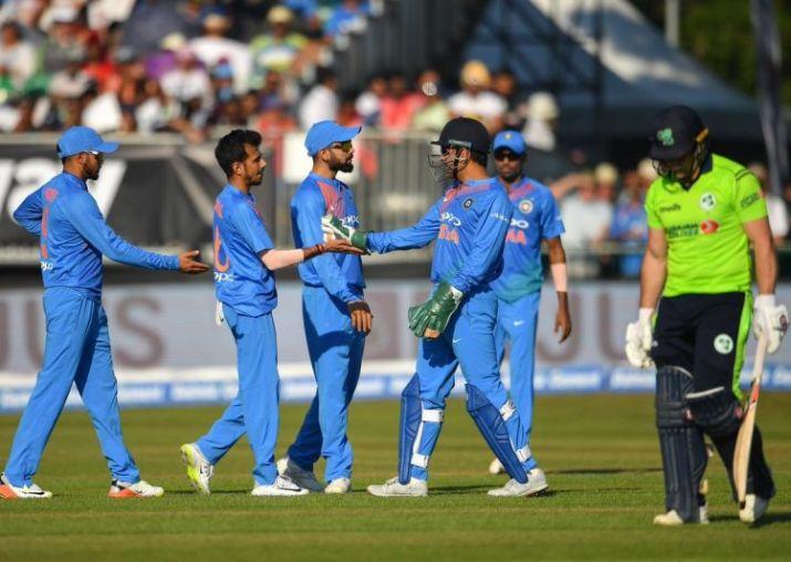 भारतीय टीम ने पहले...- India TV