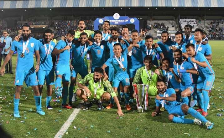 भारतीय फुटबॉल टीम- India TV
