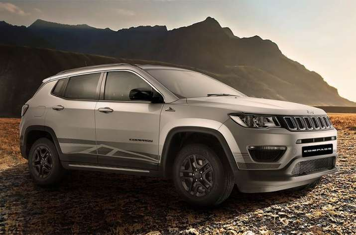 Jeep Compass Bedrock Edition- India TV Paisa