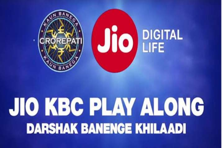 Jio subscribers can take entry to KBC by following this process- India TV Paisa