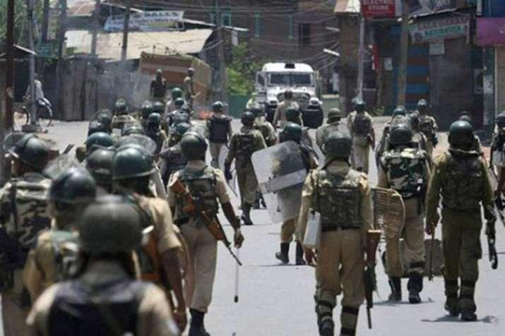 Kashmir Security Forces- Khabar IndiaTV