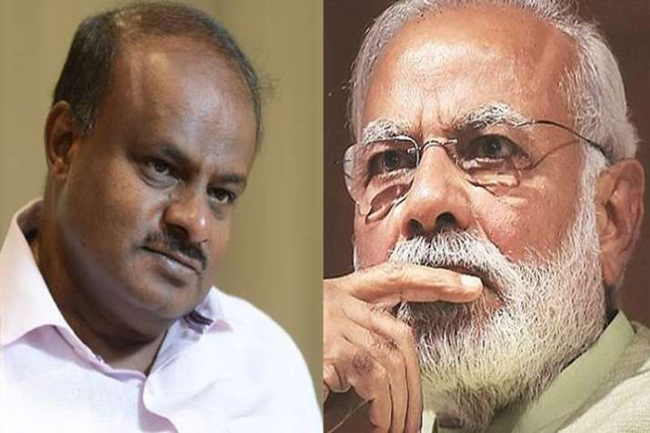 More concerned about Karnataka's fitness: Kumaraswamy on PM Modi's challenge- India TV