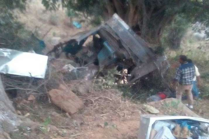 झारखंड के गढ़वा में बड़ा नक्सली हमला, लैंडमाइन ब्लास्ट में 6 जवान शहीद- India TV