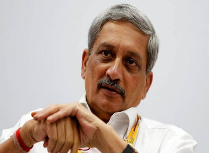 manohar parrikar- India TV