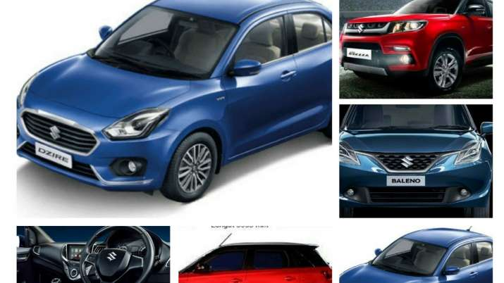 Maruti Suzuki sale rose 36 percent in June- India TV Paisa