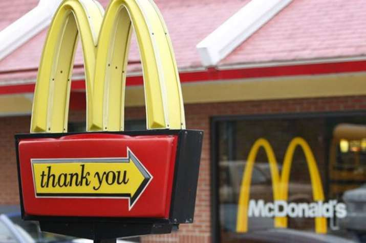 McDonald's will use paper straws in every restaurant in the UK and Ireland | AP Representational- India TV