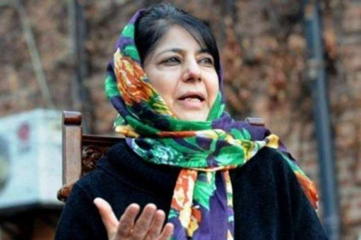 Jammu and Kashmir: BJP pulls out of coalition govt with Mehbooba Mufti's PDP | PTI- India TV