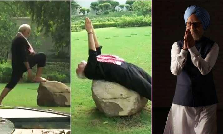 नरेंद्र मोदी- अनुपम...- Khabar IndiaTV