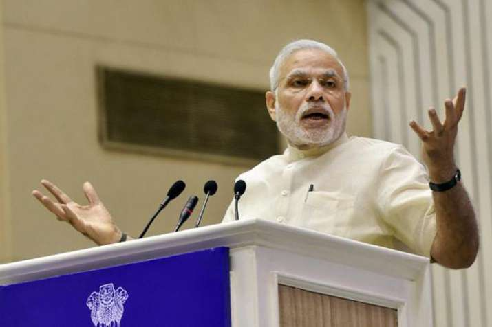 PM Modi to Interact With Beneficiaries of Digital India Programme Today- India TV