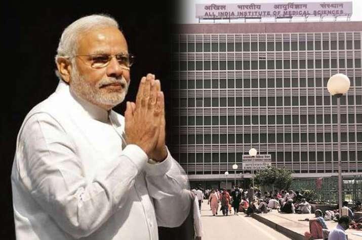 पीएम मोदी आज करेंगे एम्स और सफरदजंग अस्पताल में 5 योजनाओं का शुभारंभ- India TV