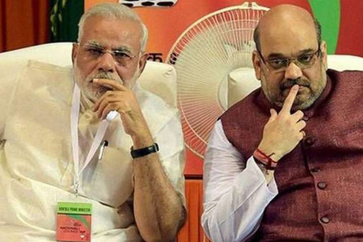 BJP Lok Sabha strength now down to 273 from 282- India TV