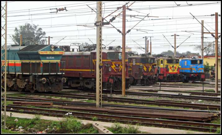 Railway Track- India TV Paisa