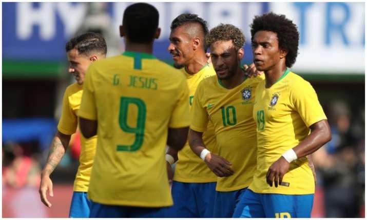 ब्राजील- India TV