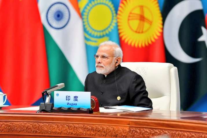 Connectivity with neighborhood and in SCO region India's priority, says PM Narendra Modi in SCO- India TV