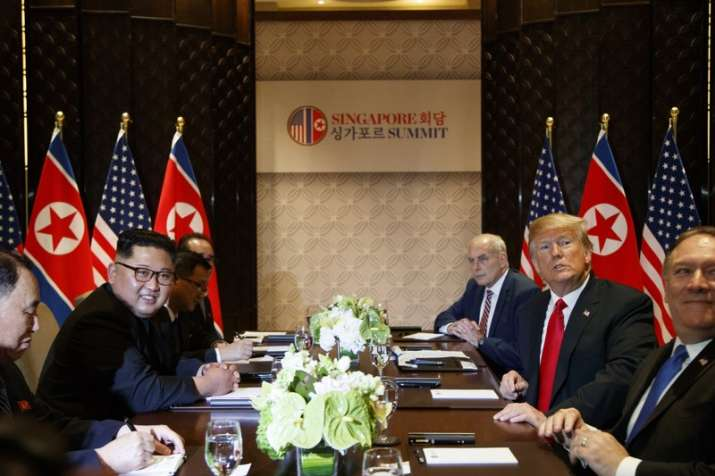 India North Korea Trade can rise if Trump and Kim succeed in resolving conflicts- India TV Paisa