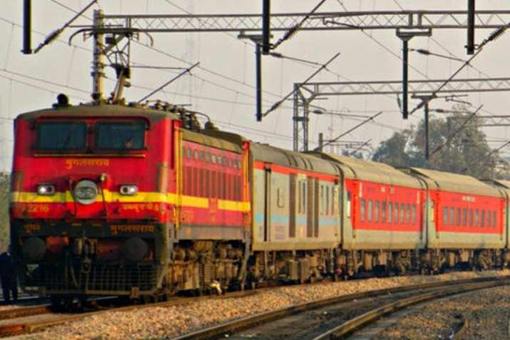 Patna Rajdhani Express gets a big makeover under Operation Swarn- India TV