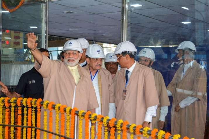 PM Modi Bhilai- Khabar IndiaTV