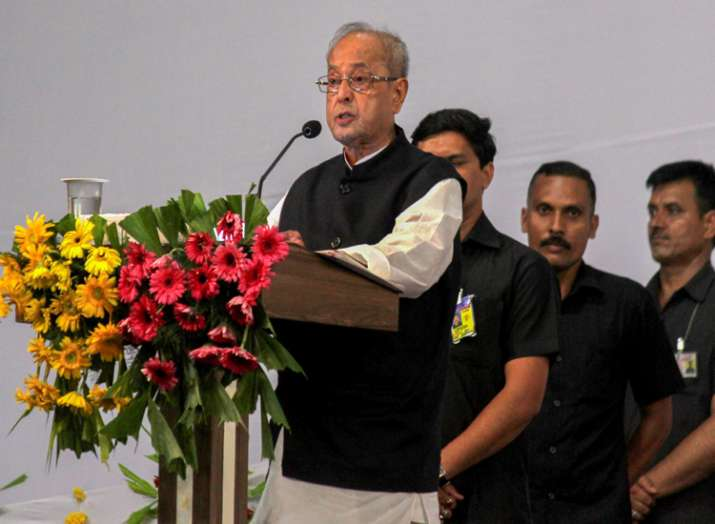 पूर्व राष्ट्रपति...- India TV