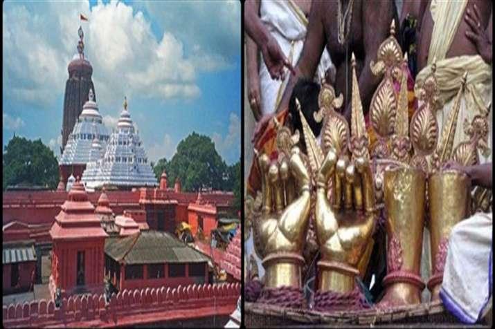 Keys of Jagannath Temple`s ancient treasury go missing- India TV