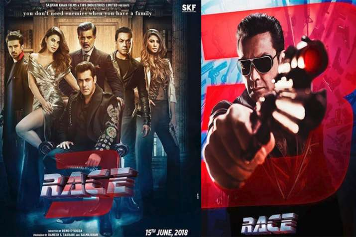 Bollywood Movie Race 3, Official Trailer, Video Songs,...- India TV