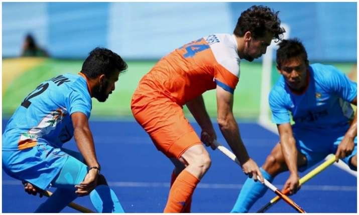 भारत Vs नीदरलैंड्स- India TV