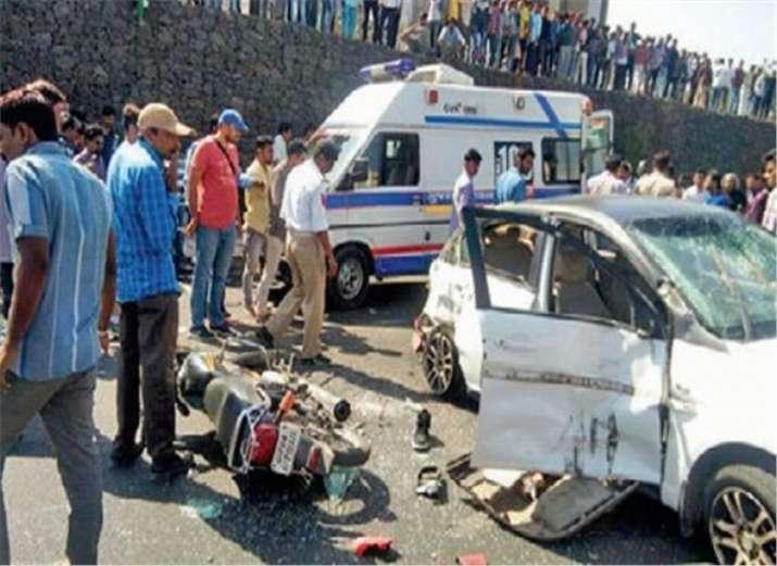Road Accident- India TV Paisa