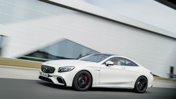 Mercedes-AMG S 63 Coupe- India TV Paisa