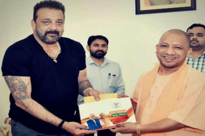 Image result for मुख्यमंत्री योगी लखनऊ में करेंगे संपर्क फॉर समर्थन
