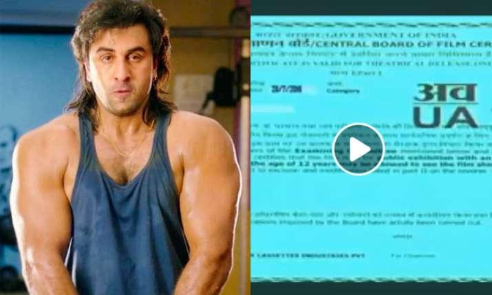 संजू- India TV