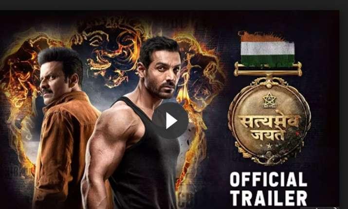 सत्यमेव जयते- India TV