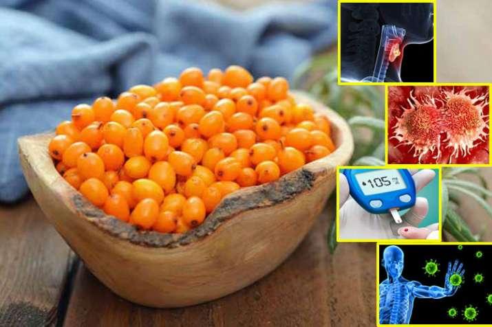 Sea buckthorn interesting health benefits and origin: सी