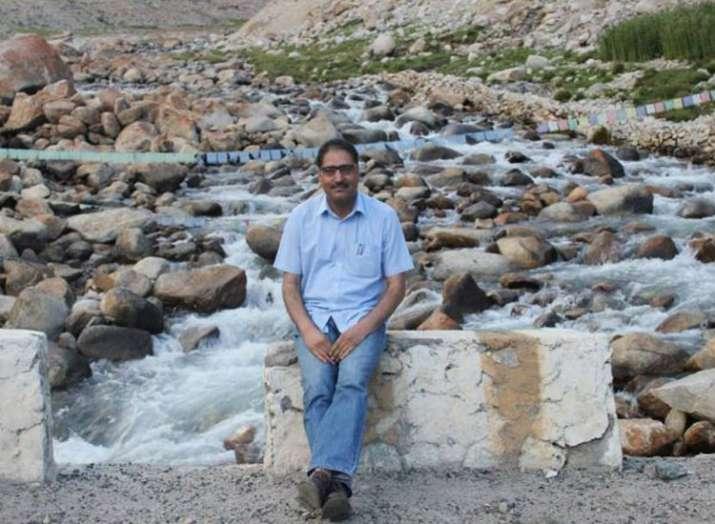 Journalist Shujaat Bukhari (File Photo)- India TV