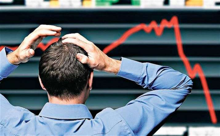 Sensex and Nifty falls on heavy selling in bank stocks- IndiaTV Paisa