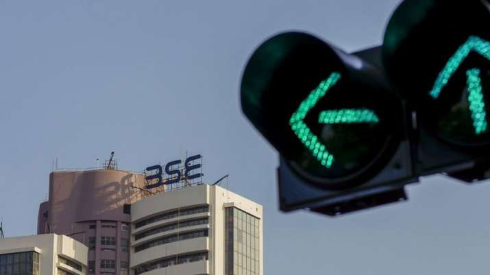 Sensex and Nifty gains with Reliance Industry on Monday- India TV Paisa