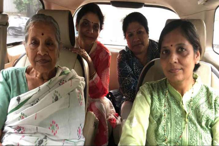 Arvind Kejriwal's wife Sunita Kejriwal accuses Lt Governor Anil Baijal of not letting her see husban- India TV