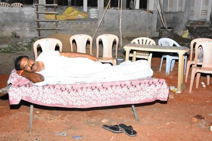 Andhra Pradesh: TDP MLA sleeps in crematorium to drive away fear- India TV