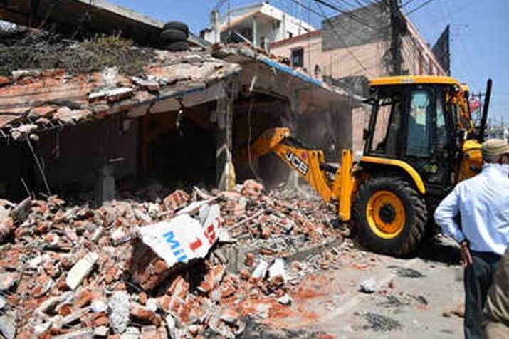 Hundreds of temple demolished in Varanasi and Kashi- Khabar IndiaTV