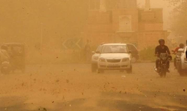IMD issues thunderstorm with gusty wind warning in north India- IndiaTV Paisa