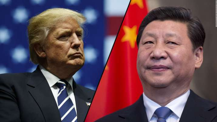 Trump and Xi Jinping- India TV Paisa