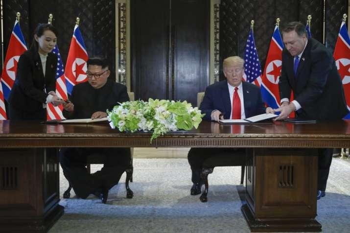 Trump and Kim meet supports stock market globally - IndiaTV Paisa