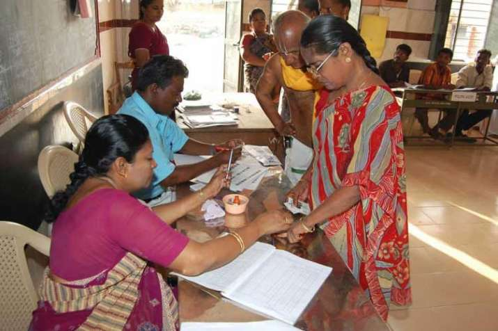 karnataka elections jayanagar assembly seat polling- India TV