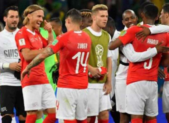 Fifa World Cup 2018 Switzerland draws 2-2 with Costa...- India TV