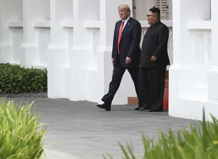 Specific things related to Trump-Kim summit in...- India TV
