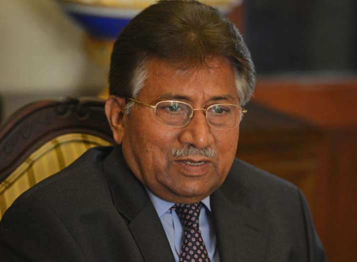 Pervez Musharraf- India TV