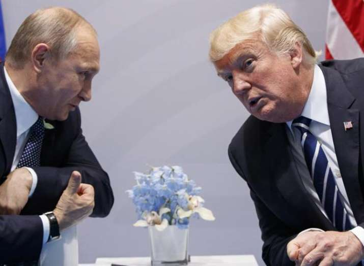 Trump-Putin summit may take place in Europe next...- India TV